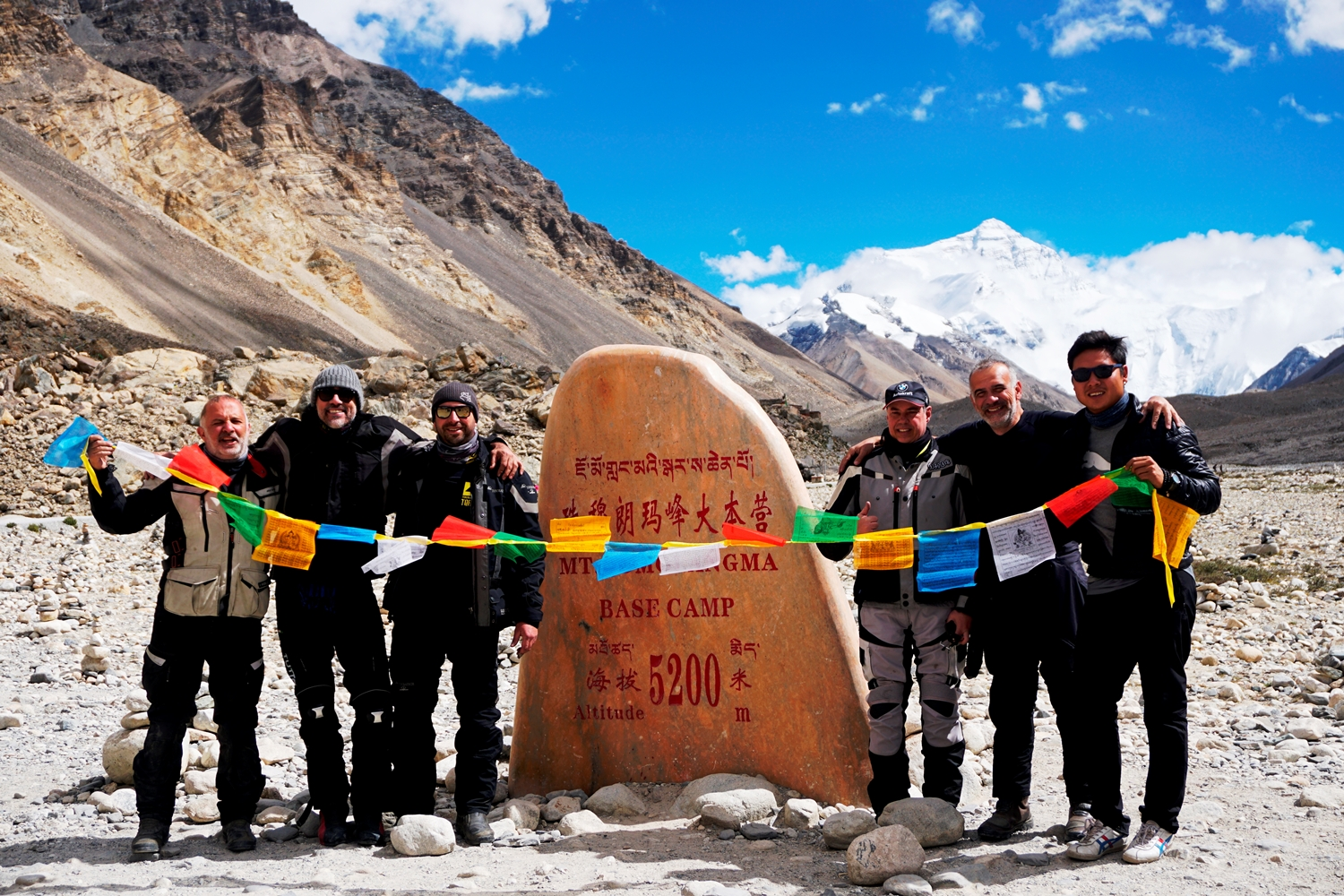 TIBET (com campo base do Everest) – 2019